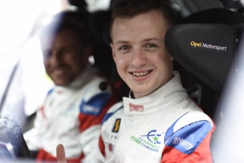 Kierowca Automobilklubu Polski w Mistrzostwach Świata WRC2