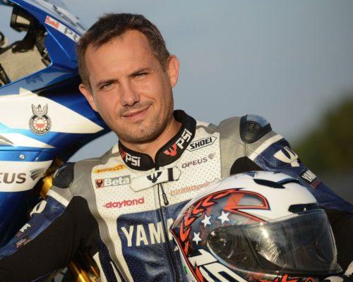 Paweł Szkopek testuje w Jerez