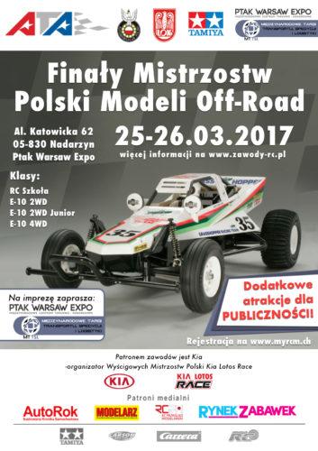 Finały Mistrzostw Polski Modeli Off-Road