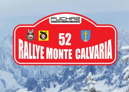 KJS Rallye Monte Calvaria zakończony