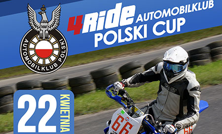 4Ride Automobilklub Polski CUP