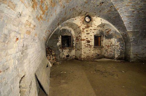 Zwiedzanie fortu Aleksieja/Traugutta