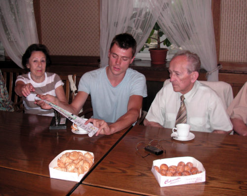 Spotkanie z Kubą Przygońskim