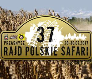 37. Rajd Polskie Safari
