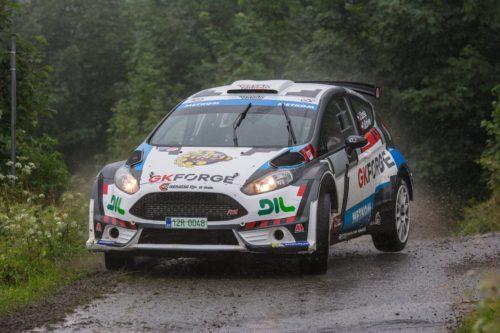 Jarek i Marcin Szeja gotowi do rywalizacji w rundzie ERC