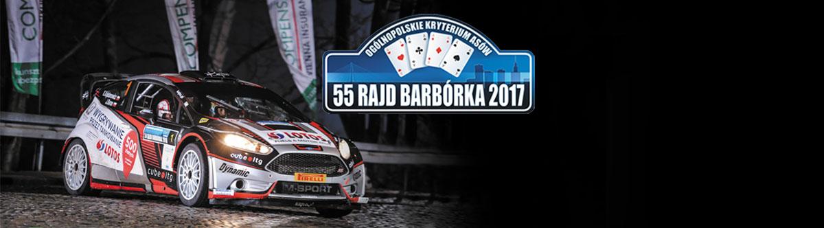 55. RAJD </br>BARBÓRKA 2017