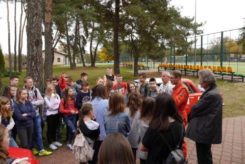 Bezpieczna droga do szkoły w Długosiodle