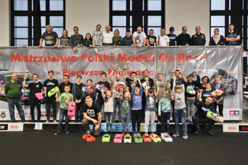 Halowe Mistrzostwa Polski Modeli On-Road