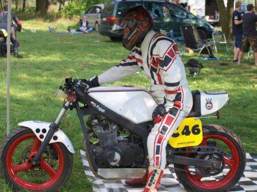 III miejsce Pająka w Pucharze Polski Classic moped100