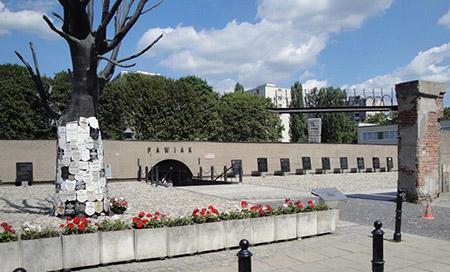 Zwiedzanie Muzeum Więzienia Pawiak