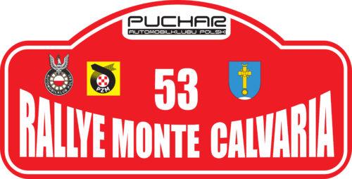 53 Rally Monte Calvaria