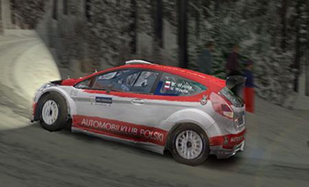 Podsumowanie 2. rundy Virtual Rally Championship 2018