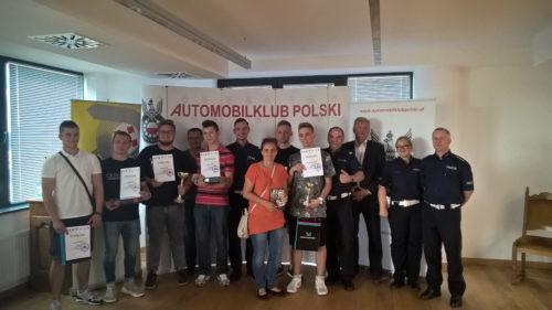 Wojewódzki Finał Mazowsza XXII Młodzieżowego Turnieju Motoryzacyjnego