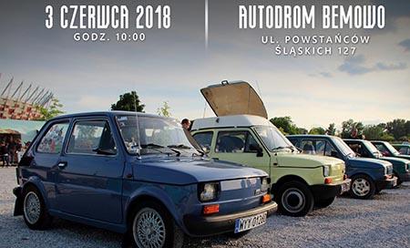 45. urodziny Fiata 126p – V Spot Okolicznościowy