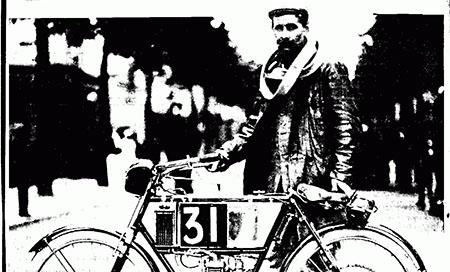 VI Warszawski Rajd Motocyklowy