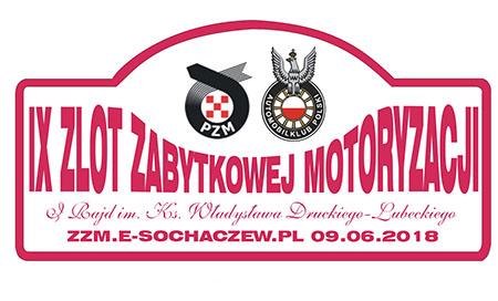 IX Zlot Zabytkowej Motoryzacji i Rajd im. Ks. Wł. Druckiego-Lubeckiego