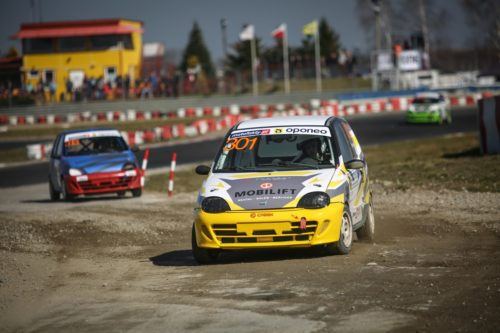 Silny skład kierowców na rundę Rallycross