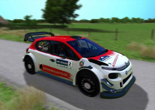 Virtual Rally Championship 2018 – Rajd Niemiec