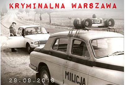 Kryminalne zagadki Warszawy