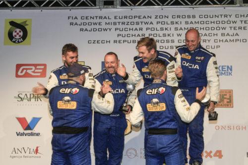 Krzysztof Wicentowicz dwa razy na najwyższym podium sezonu