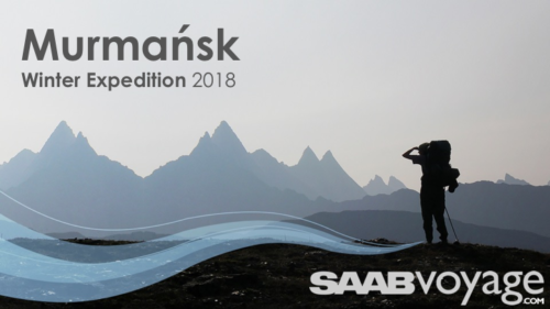 Murmansk Winter Expedition 2018