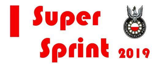 1 Super Sprint 2019