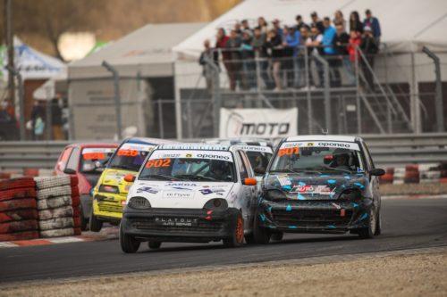 Rallycross: Grzybowski wygrywa w inauguracji