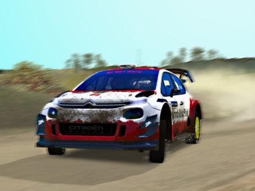 Virtual Rally Championship – Rajd Liepaja