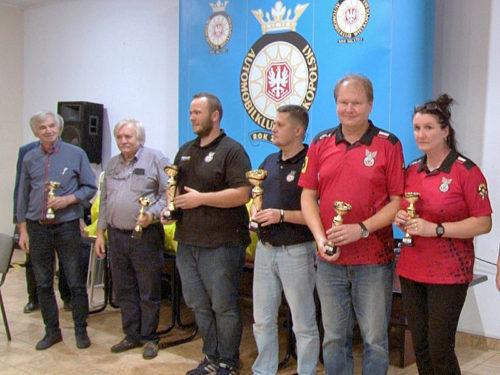 Nawigacyjne Samochodowe Mistrzostwa Polski na finiszu
