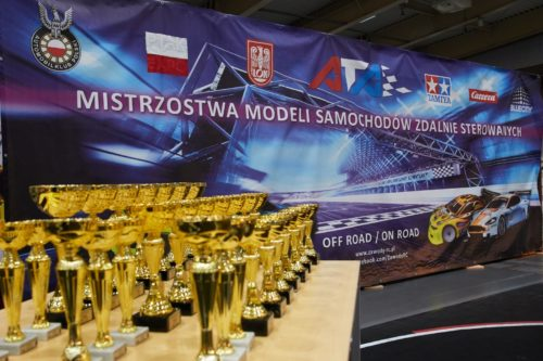 II Eliminacja Halowych Mistrzostw Polski Onroad 2019/2020