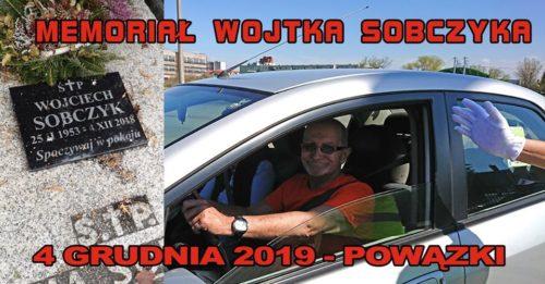 I Memoriał Wojtka Sobczyka