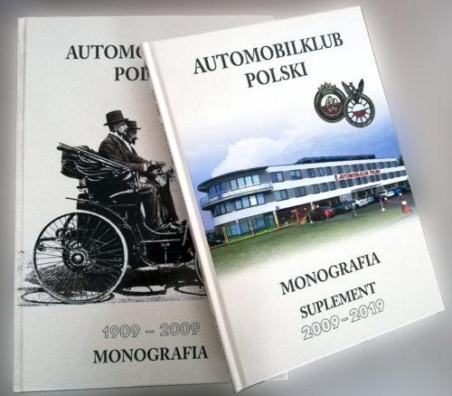 Suplement Monografii Automobilklubu Polski