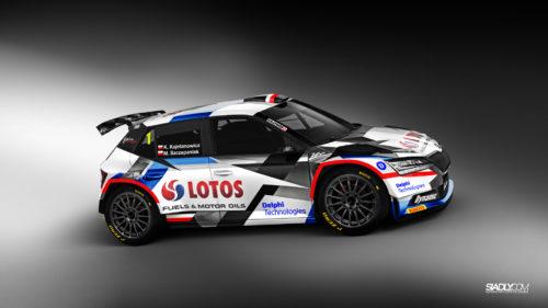 Kajetanowicz w pełnym sezonie WRC3