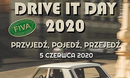 Drive it Day już 5 czerwca