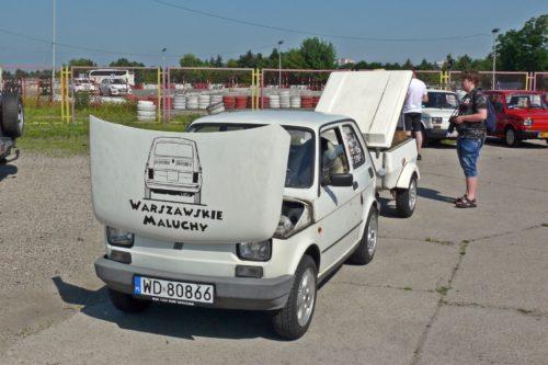 Zlot Fiatów 126p – galeria