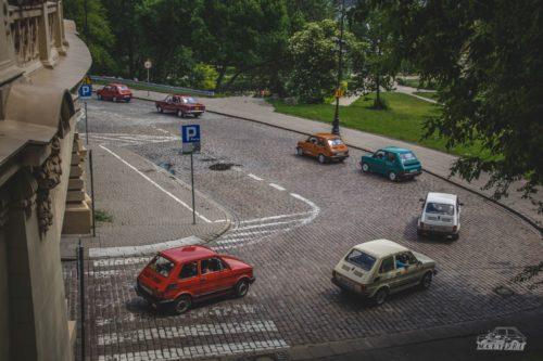 Zlot Fiatów 126p