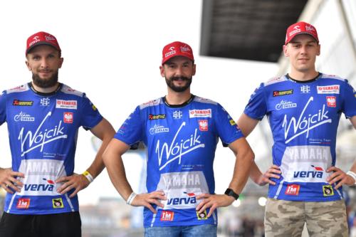 Zawodnicy AP w Motocyklowej Reprezentacji Polski