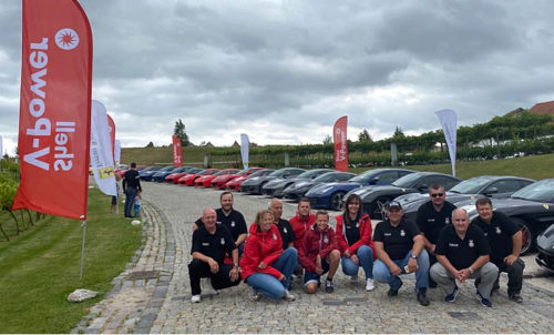 Ferrari Corsa Baltica 2020 ponownie z AP