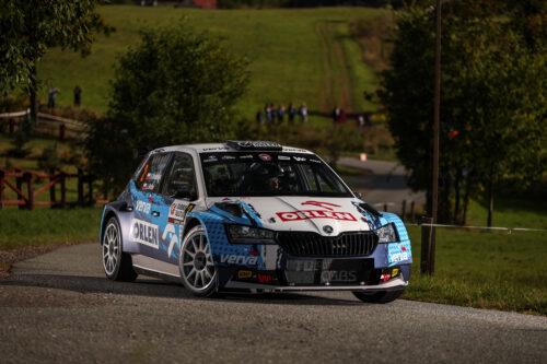 Wróblewski i Wróbel drudzy w TurboJulita Rally