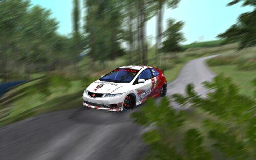 Virtual Rally Championship – Rajd Niemiec
