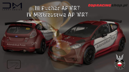 Puchar AP WRT powraca