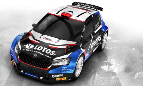 Kajetanowicz gotowy do stratu w WRC3
