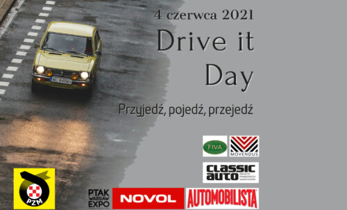 Drive it Day 2021