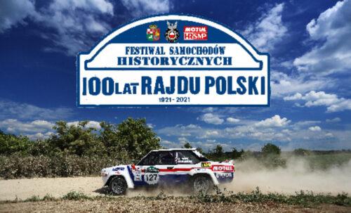 Festiwal Samochodów Historycznych – 100 lat Rajdu Polski