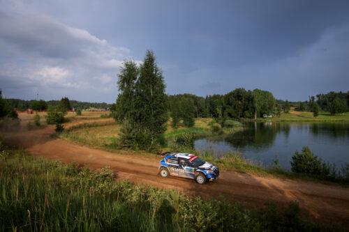 Festiwal prędkości na Rajdzie Estonii